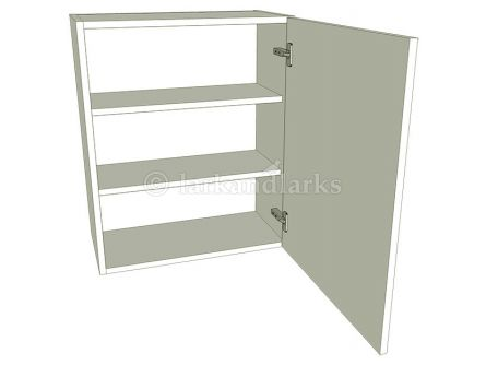 Medium standard wall unit - single, 720mm high