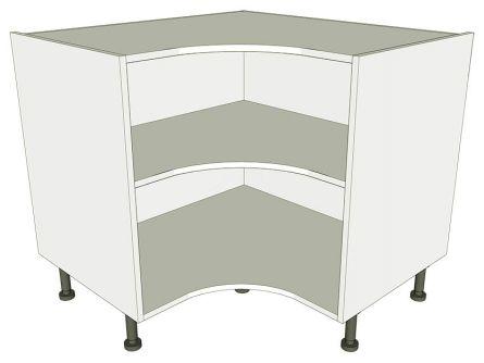 Corner Kitchen Base Unit Concave Lark Amp Larks