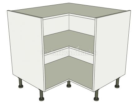 Kitchen 'L' Shape Base Unit - Flat Pack