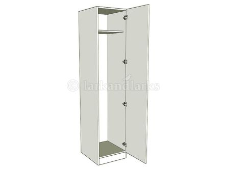 single wardrobe units - single hanging