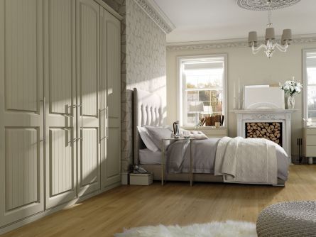 Bella Westbury bedroom in Matt Dakkar