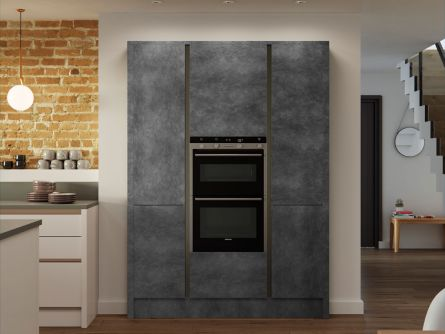 Cosdon Painted Kitchen in Charcoal