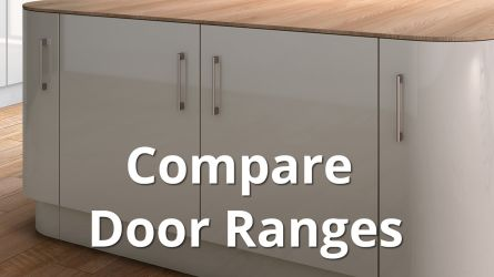 Compare kitchen and bedroom door ranges