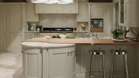 In-frame Solid Wood Kitchens