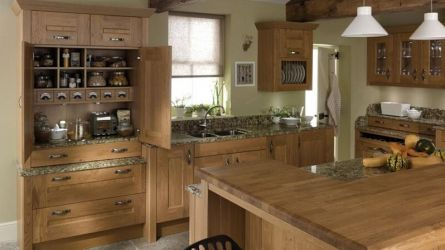Bespoke Kitchen Doors, Cabinets & Units