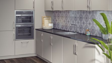 Crossland Super Matt Cashmere Kitchen