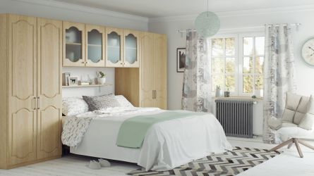 Denham bedroom - lissa oak