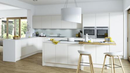 Aconbury Matt Porcelain Kitchens