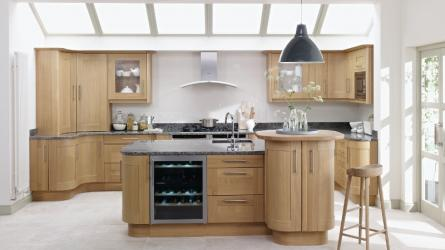 Broadoak Natural Oak Kitchens
