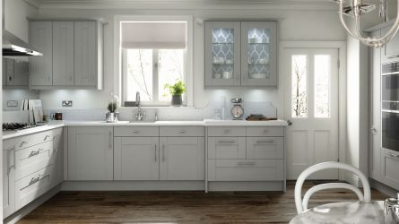 Broadoak Partridge Grey Kitchens