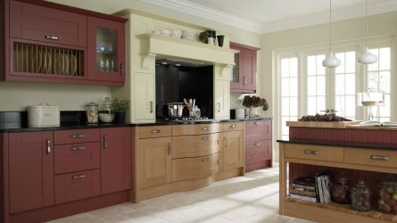 Broadoak Sanded Kitchens