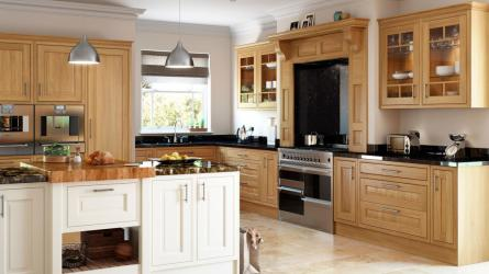 Eidon Oak Kitchens