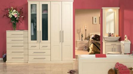 Bella Shaker style fully fitted bedrooms midlands