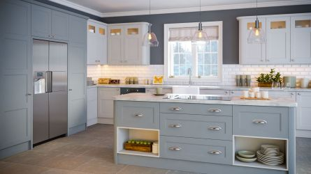 Aldridge style kitchen -  Matt Denim