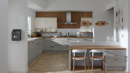 Milbourne Partridge Grey Kitchens