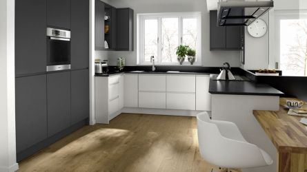 Remo Porcelain High Gloss Lacquer Kitchens