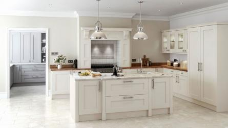 Rivington Cream Painted Kitchen