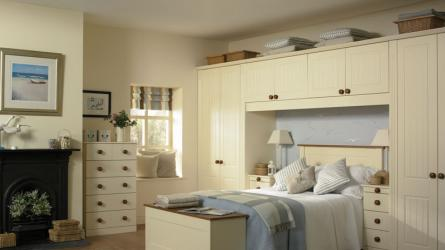 Shaker Bedrooms Wardrobes Units Lark Larks