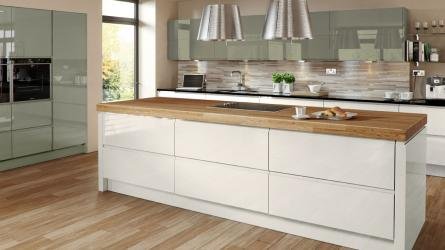 Welford Kitchen in Cream