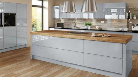 Welford Kitchen in Grey