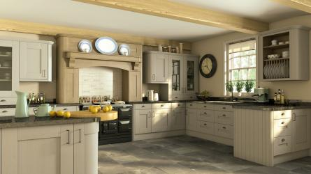 Wilton Oakgrain Dakkar Kitchens
