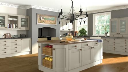Wilton Oakgrain Mussel Kitchens