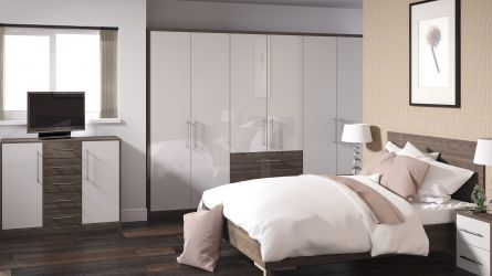 zurfiz ultragloss cashmere and japanese pear bedrooms