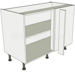 Variable Corner Kitchen Base Unit Highline | Lark U0026 Larks