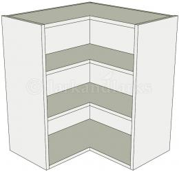 Corner Kitchen Wall Unit L Shape Medium