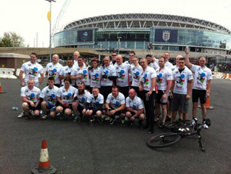 Helping Harry Charity Cycle Ride