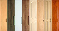 bedroom doors