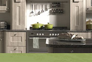 Bella contemporary kitchen replacement doors