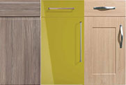 Bella replacement kitchen cabinet doors