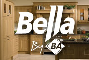 Bella replacement kitchen doors