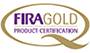 FIRA Gold award for product certification