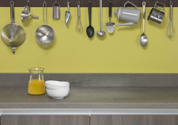 kitchen worktop splashback