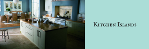 Kitchen island units