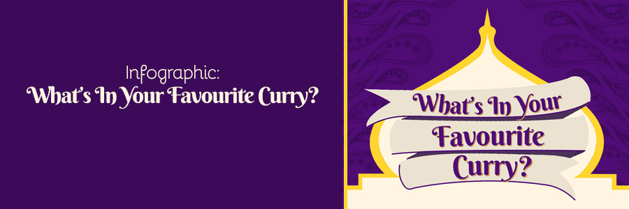 What's in your favourite curry - header image