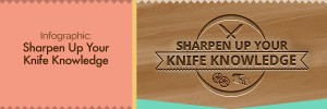 Kitchen knife Infographic