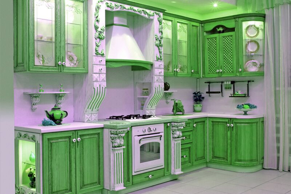 Kitchen Cabinet Painting Ideas Designing A Two Tone Kitchen: What You Need  To Know