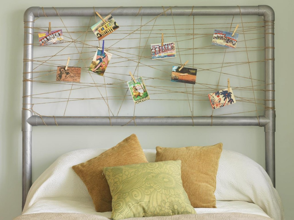 Susan Teare headboard