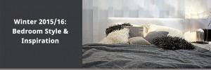 Winter bedroom style and inspiration