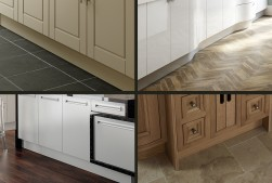 Different types of kitchen flooring