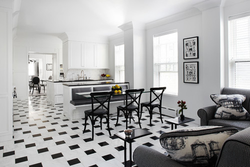 ceramic-tiles-kitchen-flooring-black-white