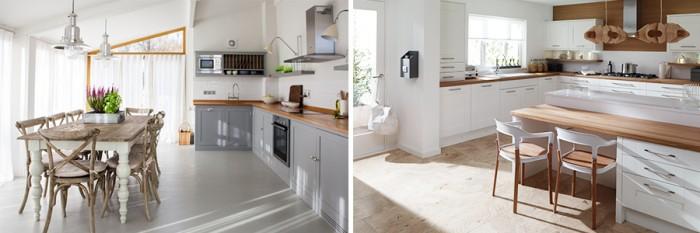 scandinavian style kitchens