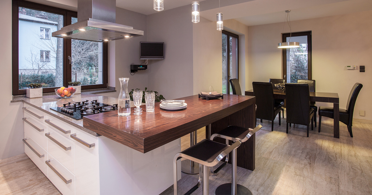 How to Choose the Best Kitchen Worktops