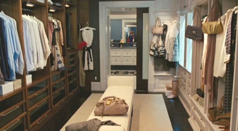 pictures of sex and the city walk in closet in Reno