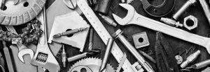 Tools for kitchen door hinges