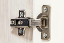 Kitchen door hinge