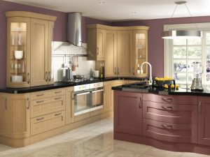 Bowfell Oak kitchen